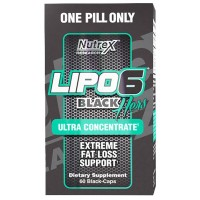 Lipo-6 Black Hers Ultra Concentrate new (60капс)