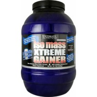 ISO Mass Xtreme Gainer (4,59кг)